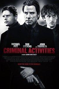 Злочинна діяльність (2015)