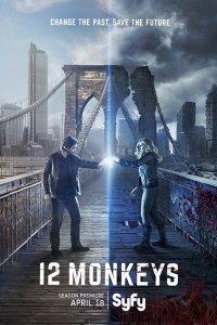 12 мавп (2 сезон) (2016)