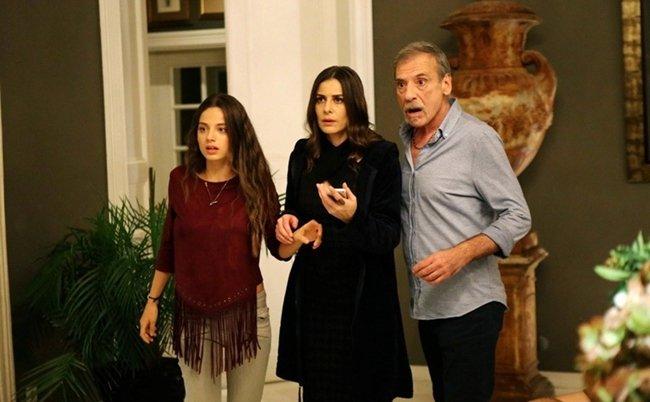 онлайн турецкий сериал осколки счастья третий сезон