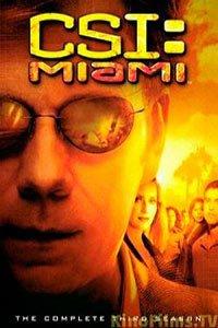 Місце Злочину: Маямі (3 сезон)