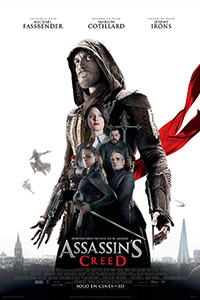 Assassin's Creed: Кредо вбивці (2017)