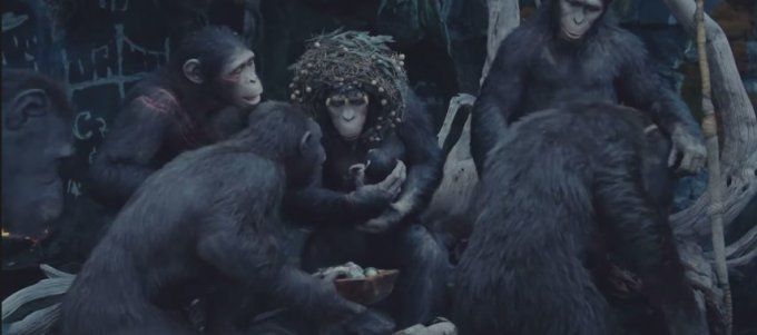 світанок на планеті мавп скачать в хорошем качестве