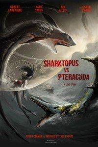 Акулосьминог проти птеракуди (2014)