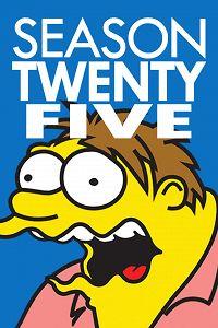 Сімпсони (сезон 25) дивитися онлайн