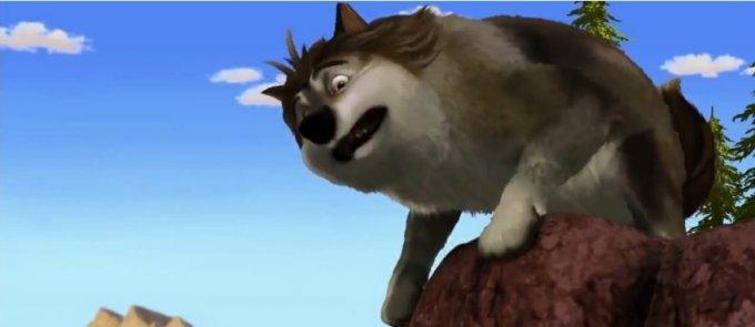 Красный волк фото Опасный хищник с необычной внешностью