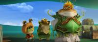Принцеса-жаба: Таємниця чарівної кімнати (2017)