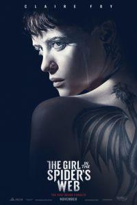 Дівчина у павутинні (2018)